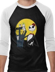 Bone Ties are cool Men's Baseball ¾ T-Shirt