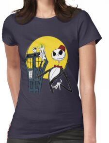 Bone Ties are cool Womens Fitted T-Shirt