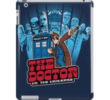 Doctor Pilgrim 10th Edition iPad Case/Skin