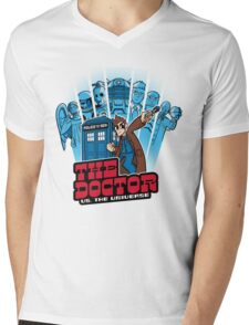 Doctor Pilgrim 10th Edition Mens V-Neck T-Shirt