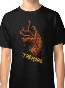 Tremors shirt and product design Classic T-Shirt