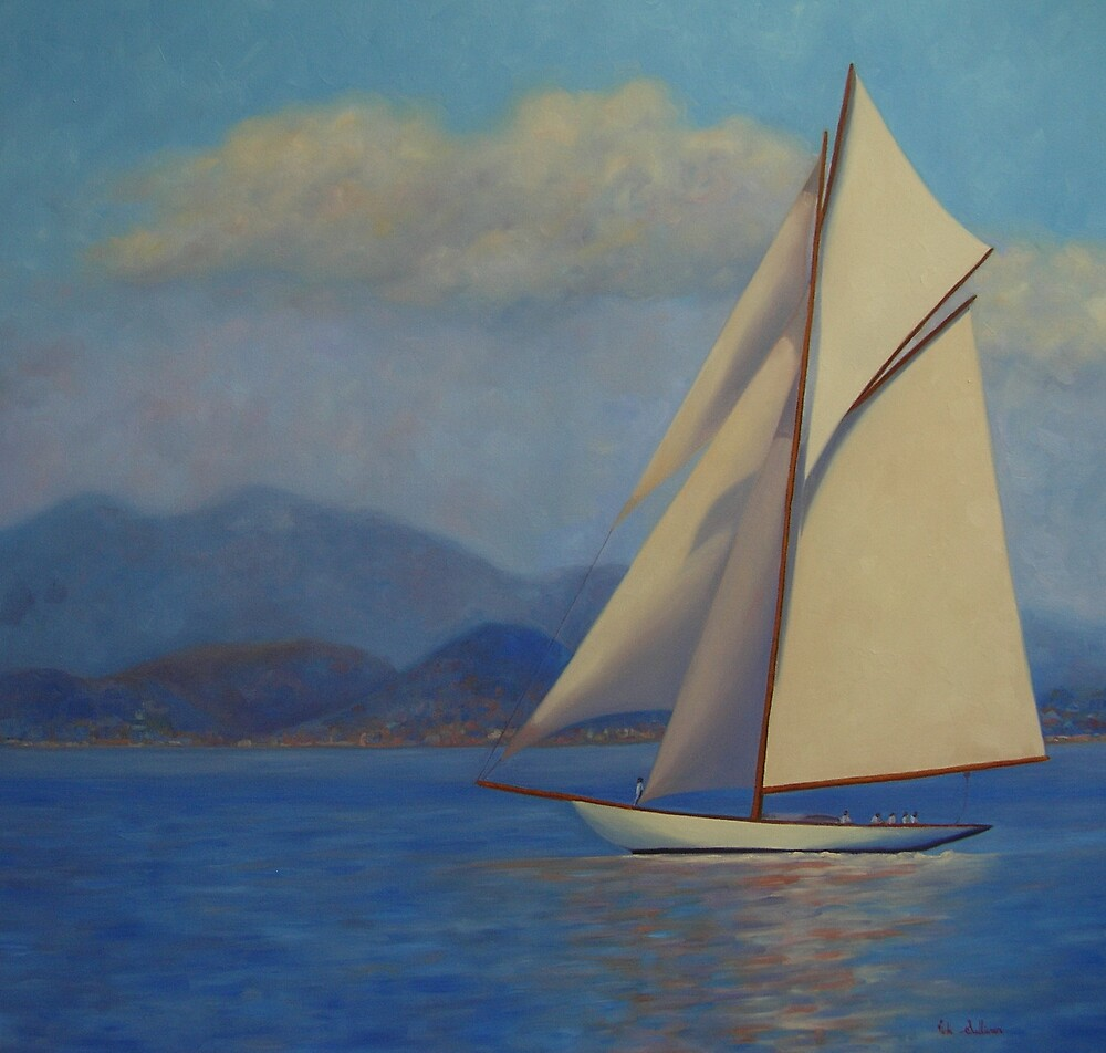 Sailing by avocado