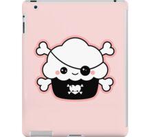 Cute Pirate Cupcake iPad Case/Skin