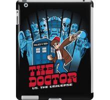 Doctor Pilgrim 11th Edition iPad Case/Skin