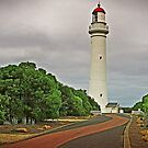 "Split Point Lighthouse - ""The White Queen"" by TonyCrehan"