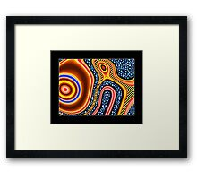 ...What is Life.... Framed Print