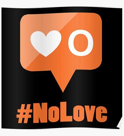 #NoLove Poster