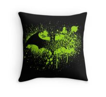 Jester Night Throw Pillow