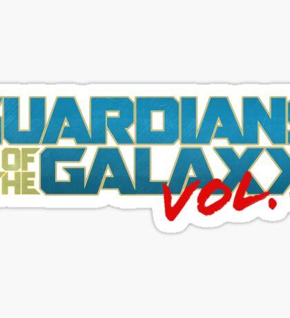 Guardians 2 Sticker