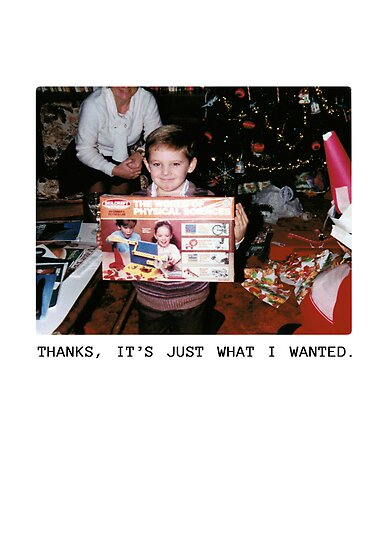 """Evil """"Thank You"""" Card! by dirtylaundry"""