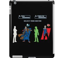 Select Your Doctor iPad Case/Skin