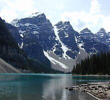 lake by Esmeralda @->-------