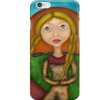 Princess of the Tents iPhone Case/Skin