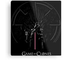 Game Of Clones Metal Print