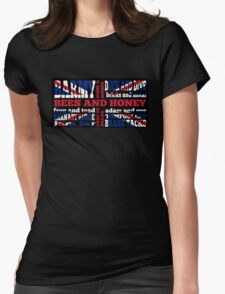 Union Jack, Cockney Rhyming Slang T-Shirt