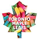Toronto Maple Leafs with Jelly Worms 2 by James Hetfield