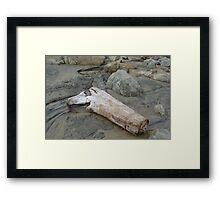 Dead Wood. I. Framed Print
