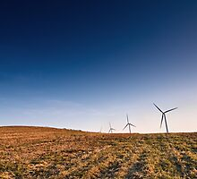 Wind Power by Morten Bentzon