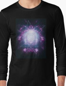 Abstract colossal space Sign! Long Sleeve T-Shirt