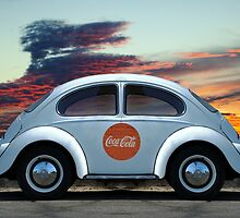 Coca Cola Wagon by Joerg Schlagheck