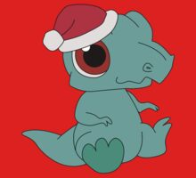 Christmas Dinosaur Kids Clothes