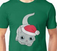 Christmas Cat Unisex T-Shirt