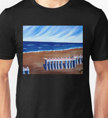 Beach Entry.......... Unisex T-Shirt