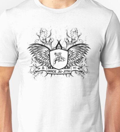 Gracie Jiu Jitsu BJJ Unisex T-Shirt