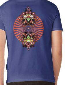 PSYCHEDELIC SHINE Mens V-Neck T-Shirt