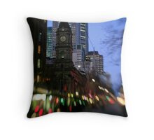 Dancing Up Collins Throw Pillow