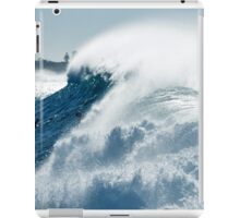 It all comes out in the wash iPad Case/Skin