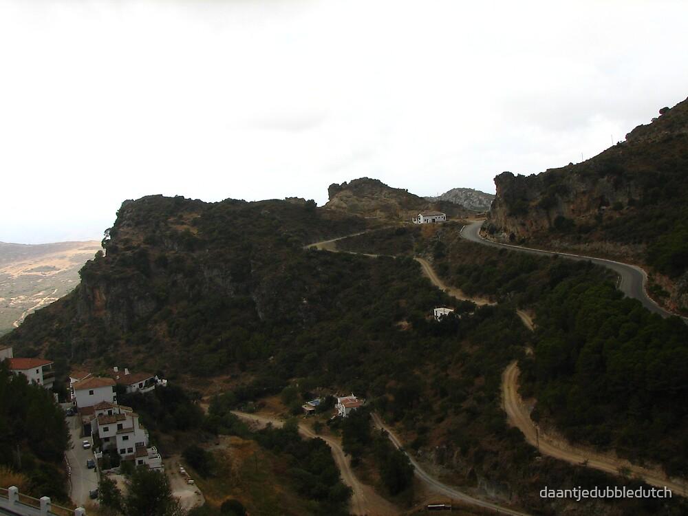 spanish road by daantjedubbledutch