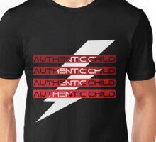 Authentic Bolt (Black) Unisex T-Shirt