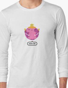 Save Princess Earth! Long Sleeve T-Shirt