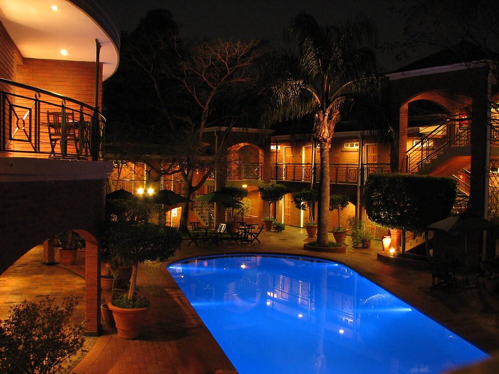 Falstaff hotel in Joburg, South Africa by lewraz