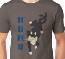 Kuro Blue Exorcist Unisex T-Shirt