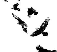 Dark Wings by HomicidalHugz