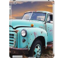 GMC Truck iPad Case/Skin
