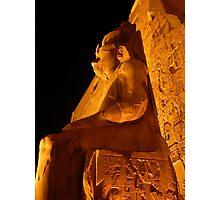Ramses Photographic Print