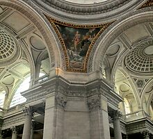 Inside the Patheon by alexa