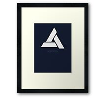 Abstergo Industries Framed Print