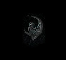 moon lighting by uwanlibner