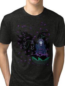 Kurobara no Majo Izayoi Aki Tri-blend T-Shirt