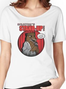 Splinter's Stand-Up Tour Women's Relaxed Fit T-Shirt