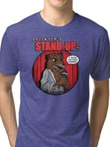 Splinter's Stand-Up Tour Tri-blend T-Shirt
