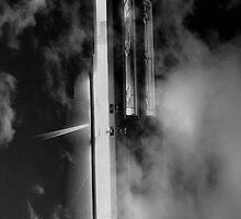 Doorway into the Fog by Ryan Wetherald