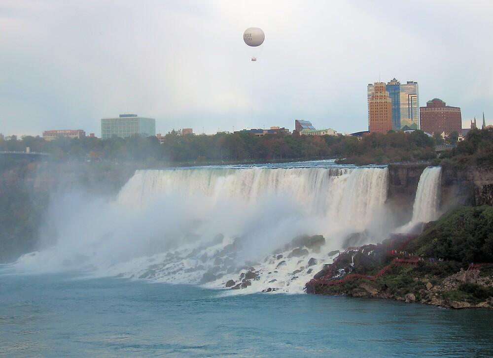 Niagara falls by supermimai