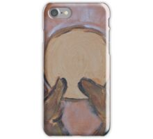 Institution of the Eucharist iPhone Case/Skin