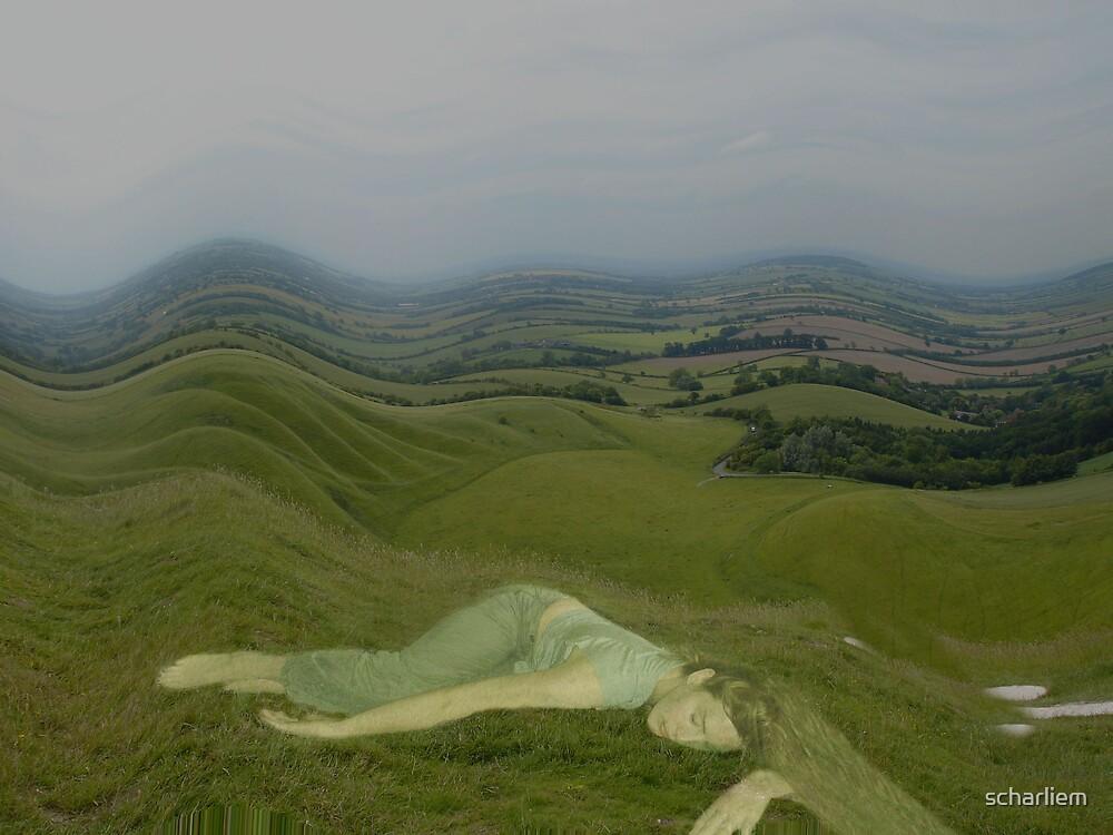 hill lady by scharliem