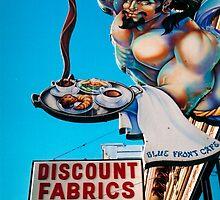 Genie by Michael Lane